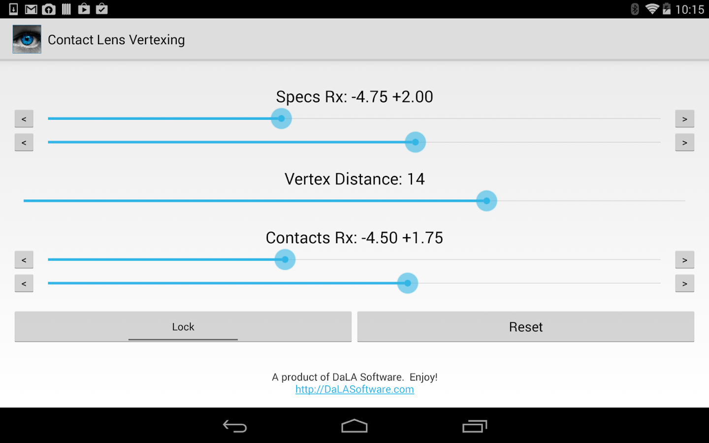 Contact lens vertexing android apps on google play contact lens vertexing screenshot nvjuhfo Image collections