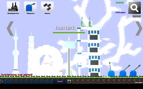 Stronghold2D - Multiplayer War - screenshot thumbnail
