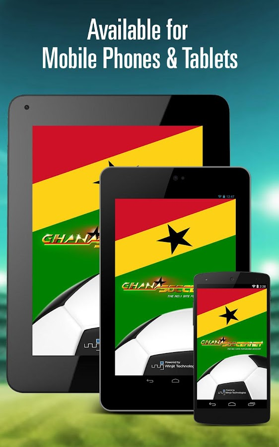 Ghana Soccer News- screenshot