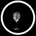 Broken Crystal Live Wallpaper icon