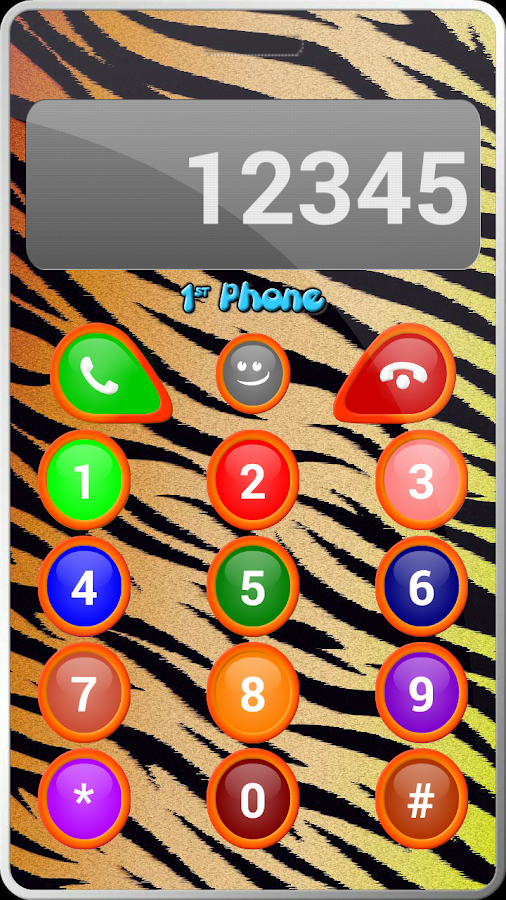 1st Baby Phone- screenshot