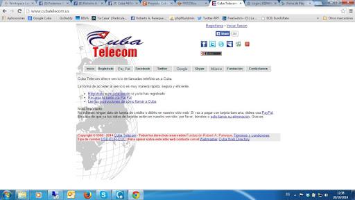 Cuba Telecom Corporation