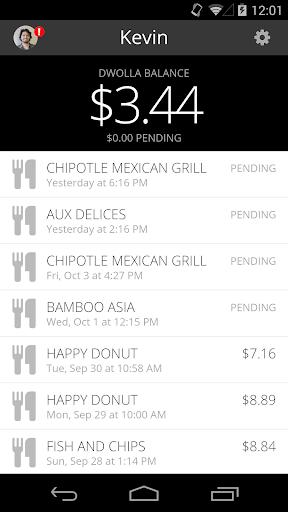 Shift Wallet