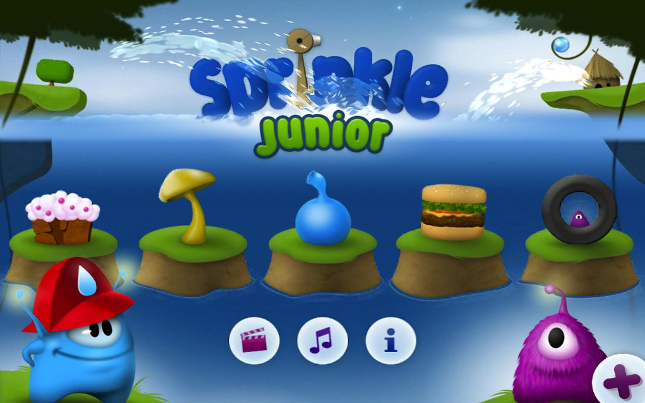 Sprinkle Junior - screenshot