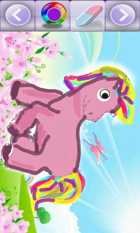 Cute pony- screenshot