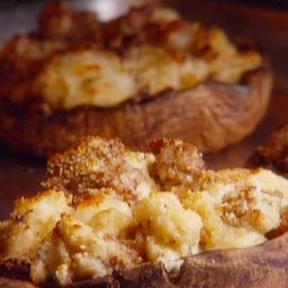 Grilled and Stuffed Portobello Mushrooms with Gorgonzola Recipe