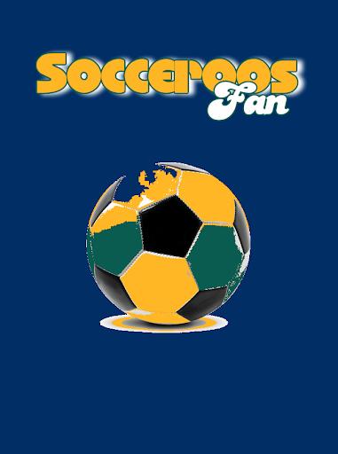 Socceroos Fan