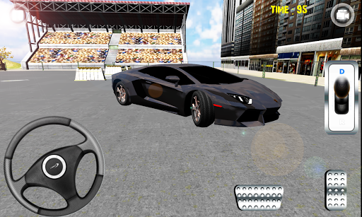Fast Car Parking 3D