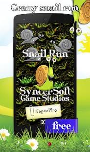 Snail běh - náhled