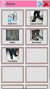 Shoes Closet - screenshot thumbnail
