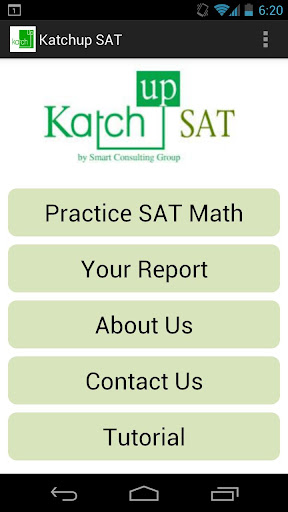 KatchUp SAT Full - SmartEdu