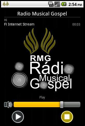 Rádio Musical Gospel 2
