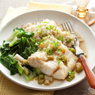 Cod Soy Sauce Ginger Recipes.