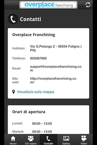 免費下載商業APP|Overplace Franchising app開箱文|APP開箱王