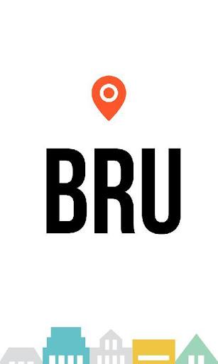 ブリュッセル シティガイド 地図 アトラクション