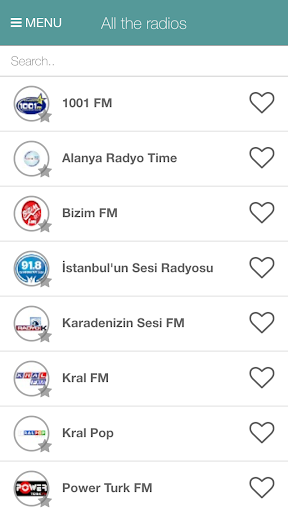 Türkiye Radyo Turkey