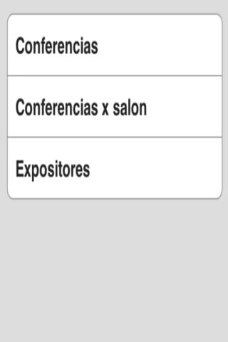 Congreso SAC 2012
