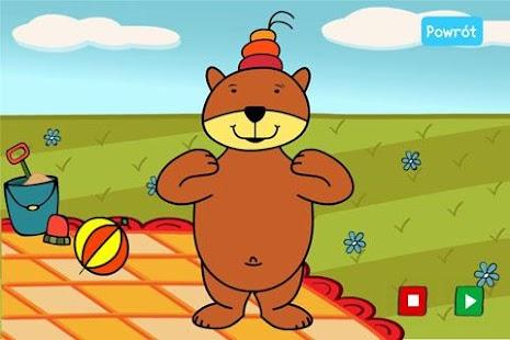 Piosenki Misia Bu dla dzieci Screenshot 3