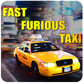 Fast Furious Taxi in New York