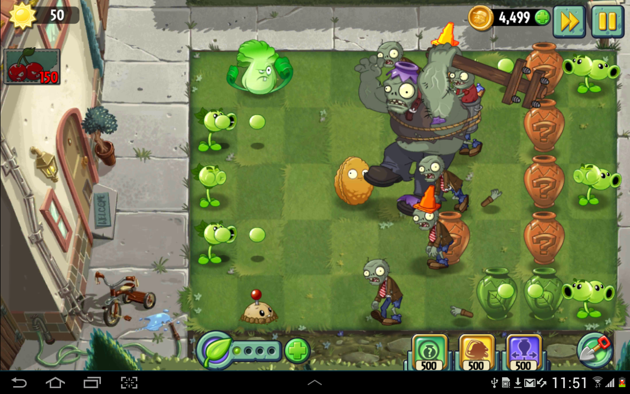 Plants vs zombies 2 google play android plants vs zombies 2 voltagebd Gallery