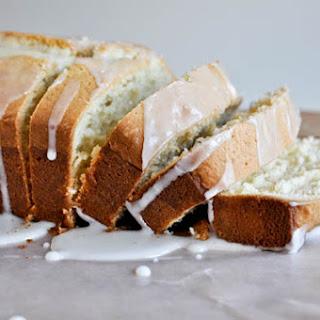 Vanilla Lime Poundcake