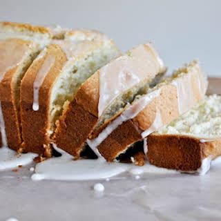 Vanilla Lime Poundcake.