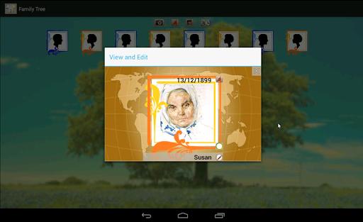 【免費個人化App】Family Tree-APP點子