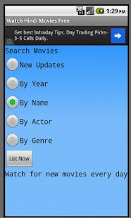 Watch Hindi Movies Free - screenshot thumbnail