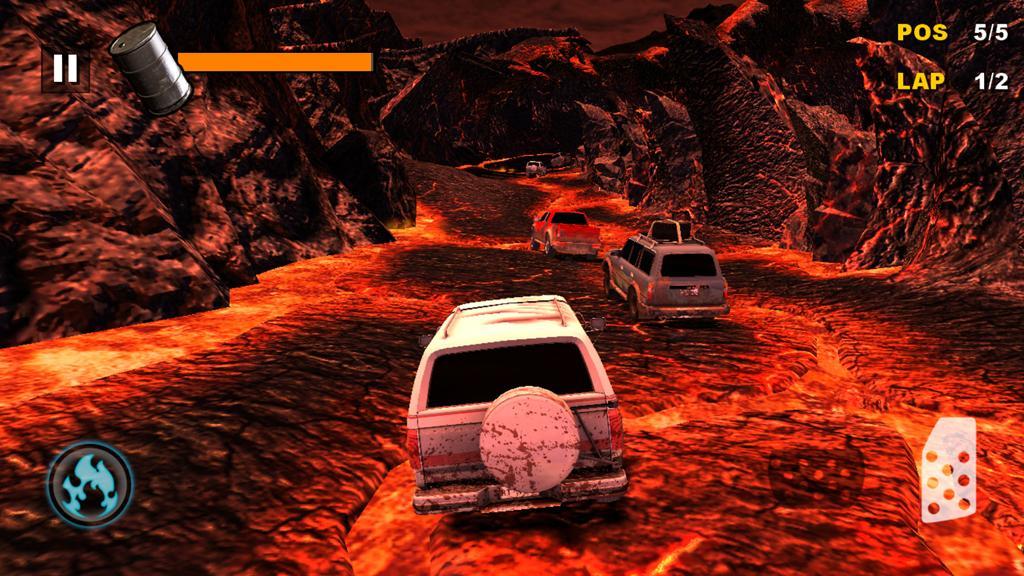 Four Wheeler - screenshot