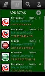 Loterias y Apuestas de España– уменьшенный скриншот