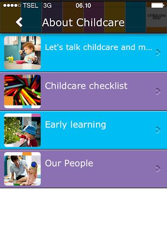 【免費商業App】Childcare App-APP點子