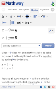 Mathway - screenshot thumbnail