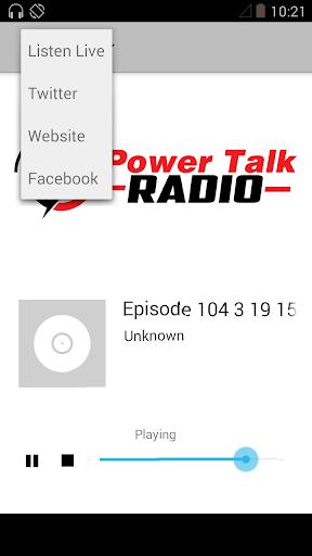 Power Talk Radio 24 7