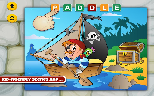 Free Kids Puzzle Games, including Jigsaw Puzzle kids games