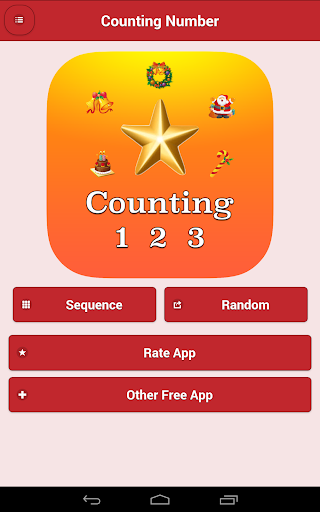 Counting Number Game for kids