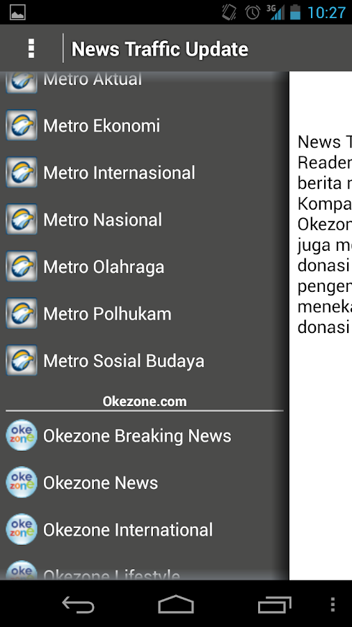 Indonesia News - screenshot