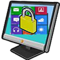 Win 8 Style Screen Locker logo