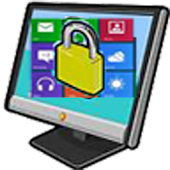 Win 8 Style Screen Locker