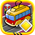 Driving Kids & Tram icon