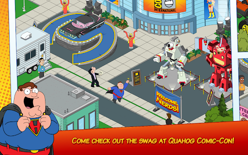 Family Guy The Quest for Stuff Screenshot 16