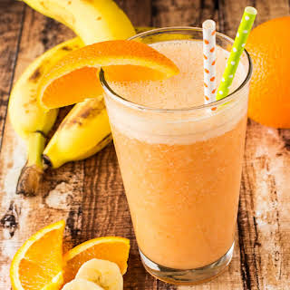 Carrot Orange Juice Smoothie Recipes.
