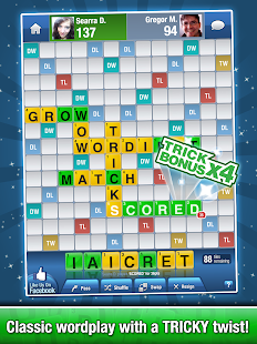 Word Trick Free - screenshot thumbnail