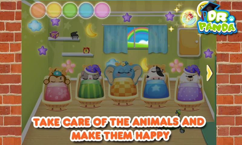 Dr. Panda's Daycare - screenshot
