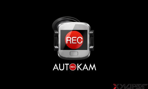 AutoKam - track recorder