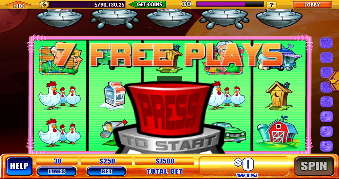 Jackpot Party Casino - Slots - screenshot