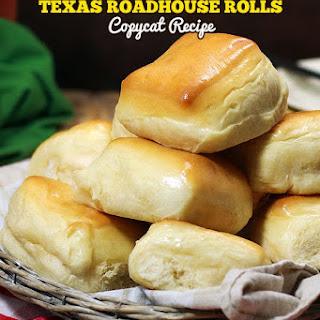 Copycat Texas Roadhouse Bread Rolls.