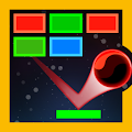 Game Space Bricks Breaker version 2015 APK