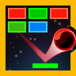 Space Bricks Breaker for PC and MAC