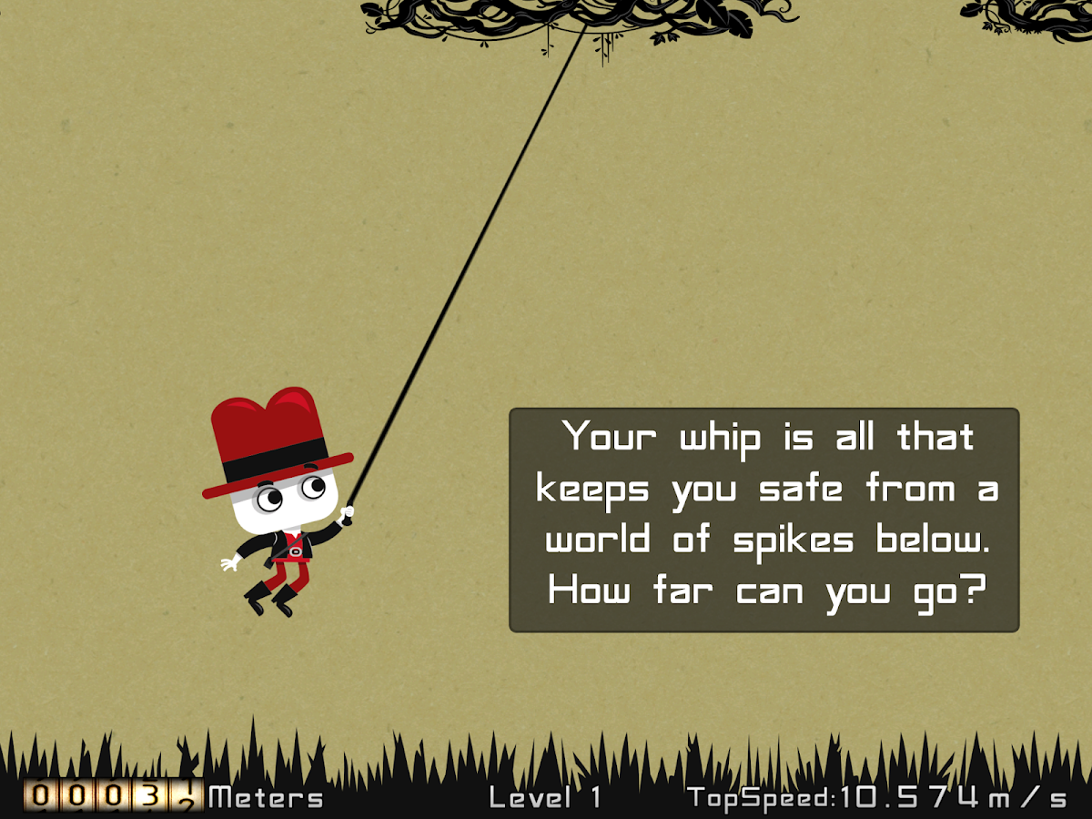 Whip Swing!- screenshot