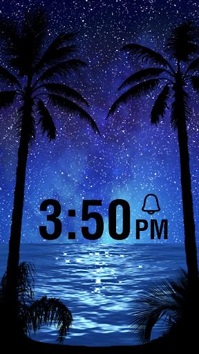 【免費工具App】Paradise Island Alarm Clock-APP點子